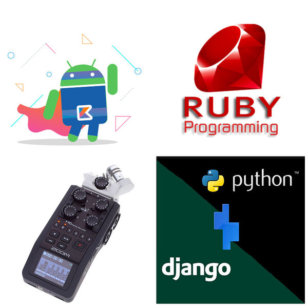 Software: Android, Ruby, ORM, & Podcasting
